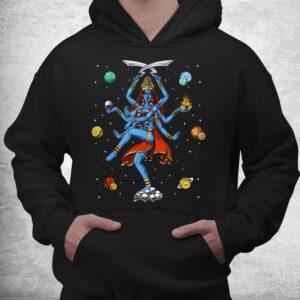 kali hindu goddess hinduism deity god spiritual zen yoga shirt 3
