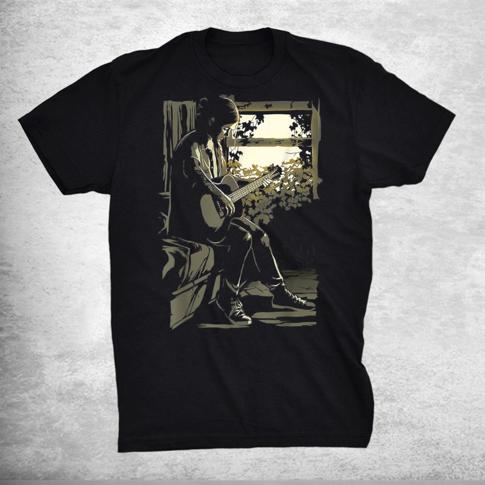 Lasts Of Us Shirt