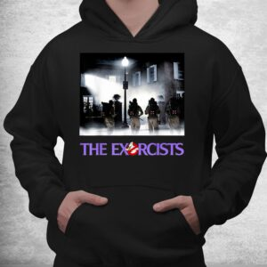let is call the exorcists halloween costume ghost shirt 3