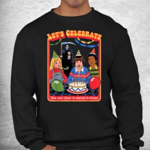 lets celebrate one year closer to eternal darkness birthday shirt 2