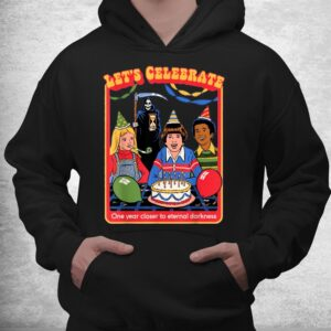 lets celebrate one year closer to eternal darkness birthday shirt 3
