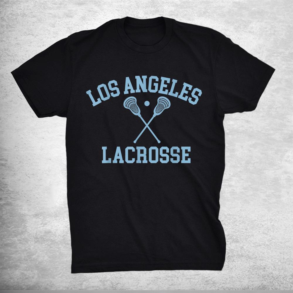 Los Angeles Lacrosse Shirt