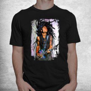 love lenny distressed design arts kravitz singer shirt 1
