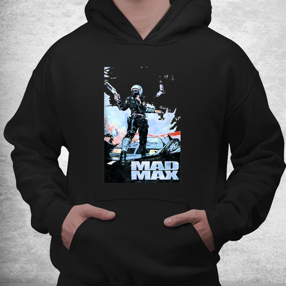 Mad Funny Maxs Shirt