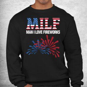 man i love firework tshirts american tees patriotic crackers shirt 2