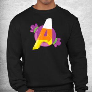 marvel avengers a candy corn halloween shirt 2