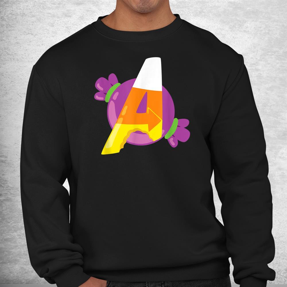 Marvel Avengers A Candy Corn Halloween Shirt