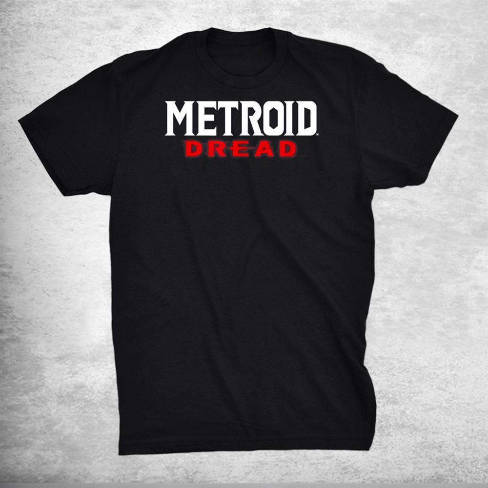 Metroid Dread Logo Shirt