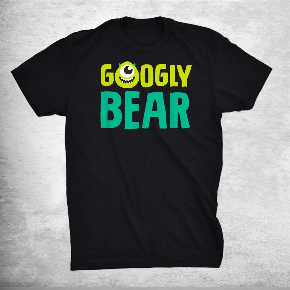 Monsters Inc Mike Wazowski Googly Bear Shirt