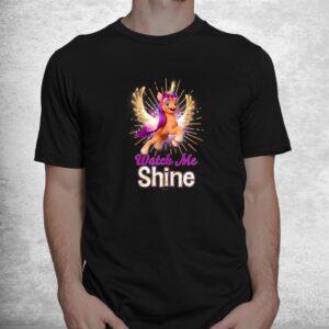 my little pony a new generation sunny watch me shine shirt 1