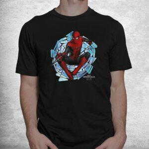 no way home spider man web spinner shirt 1
