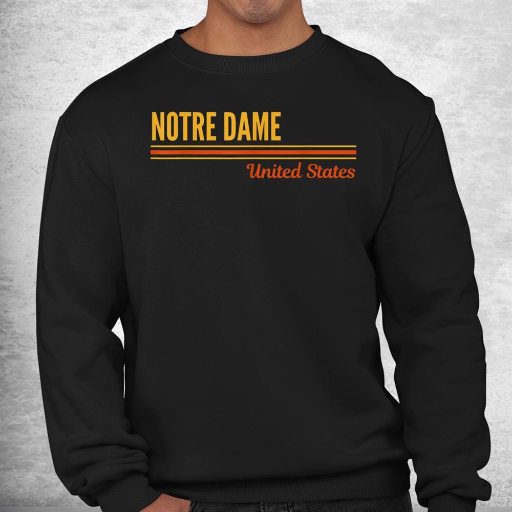 Notre Dame United States Shirt