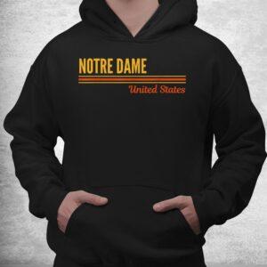 notre dame united states shirt 3