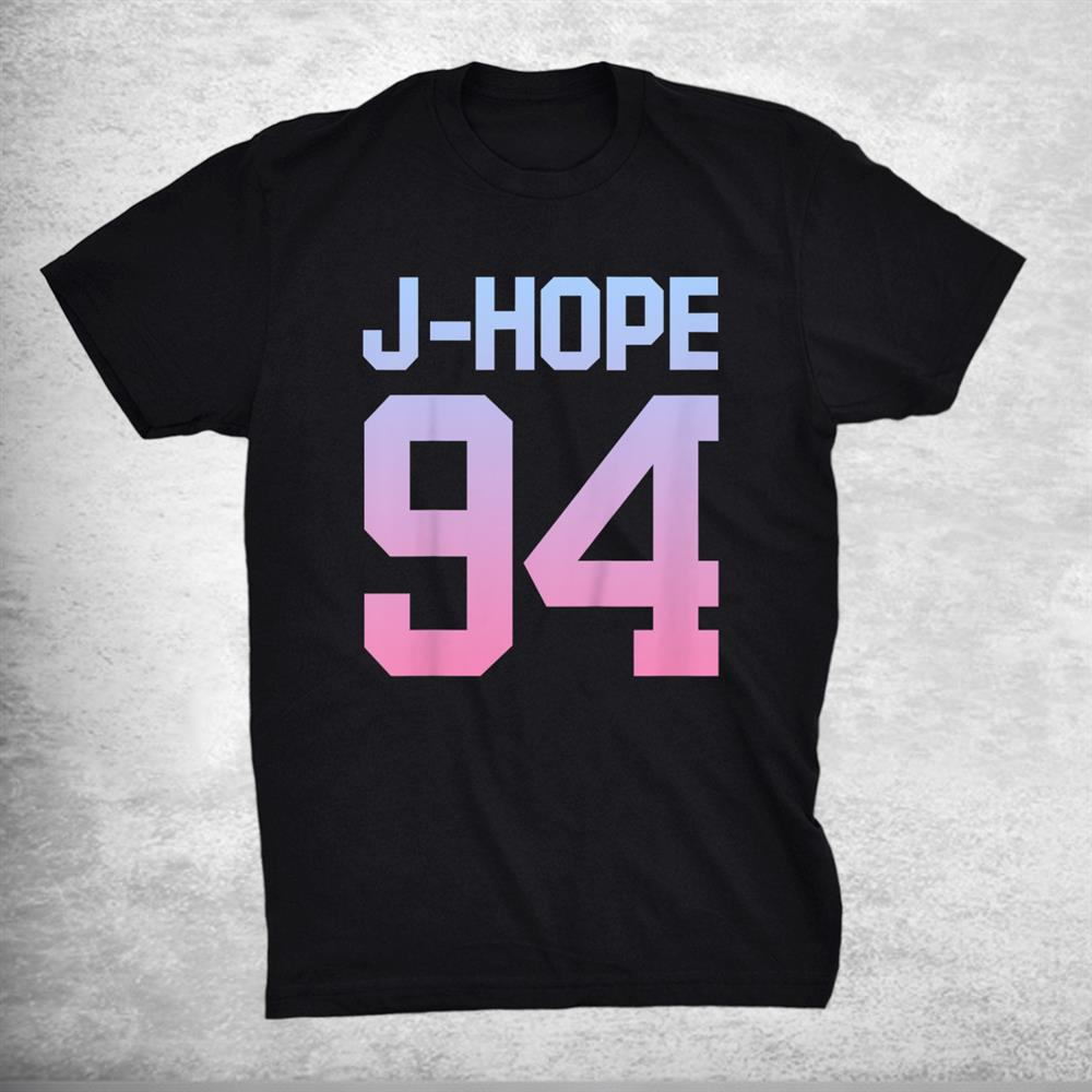 Official Bts Love Yourself Bts Jhope01 Shirt