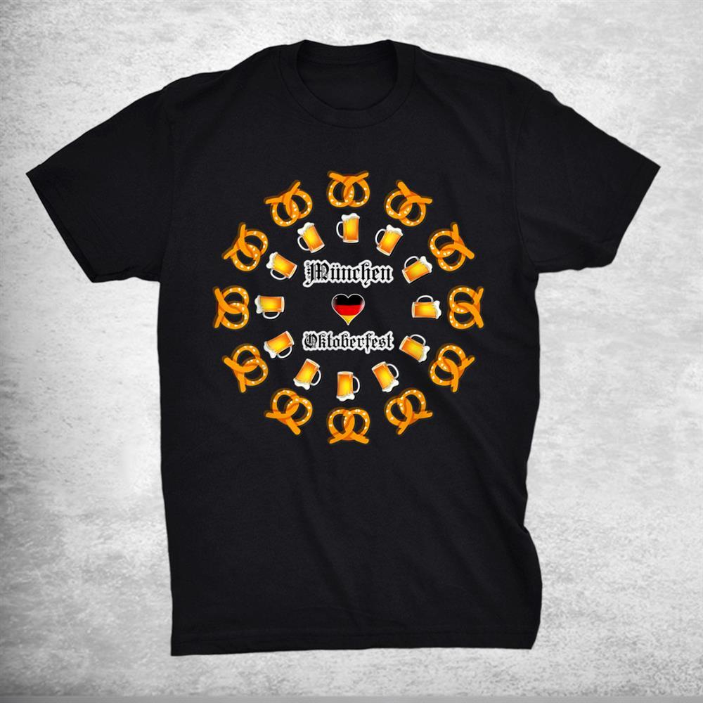 Oktoberfest Pretzel Shirt