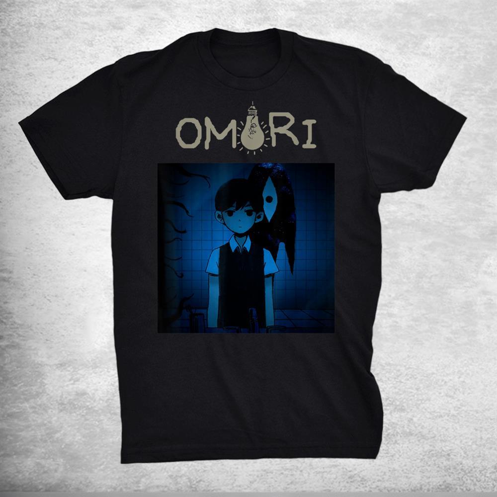 Omori Vaporware Video Game Distressed Anime Costume Shirt