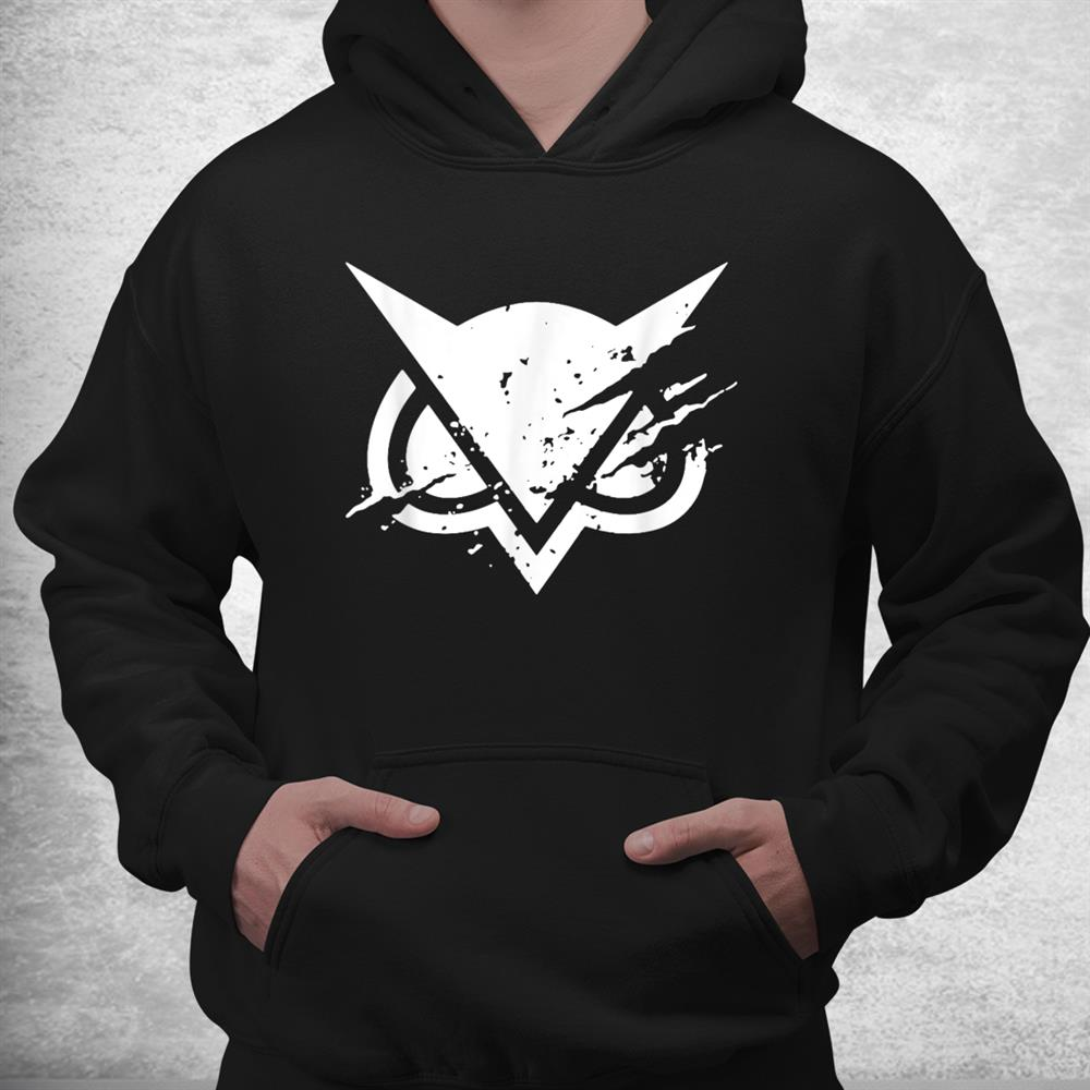 Owl Gaming Scratch Distressed Lover Game Shirt
