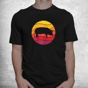pig retro style vintage shirt 1
