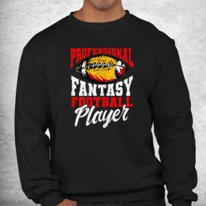professional fantasy football player fantasy football shirt 2