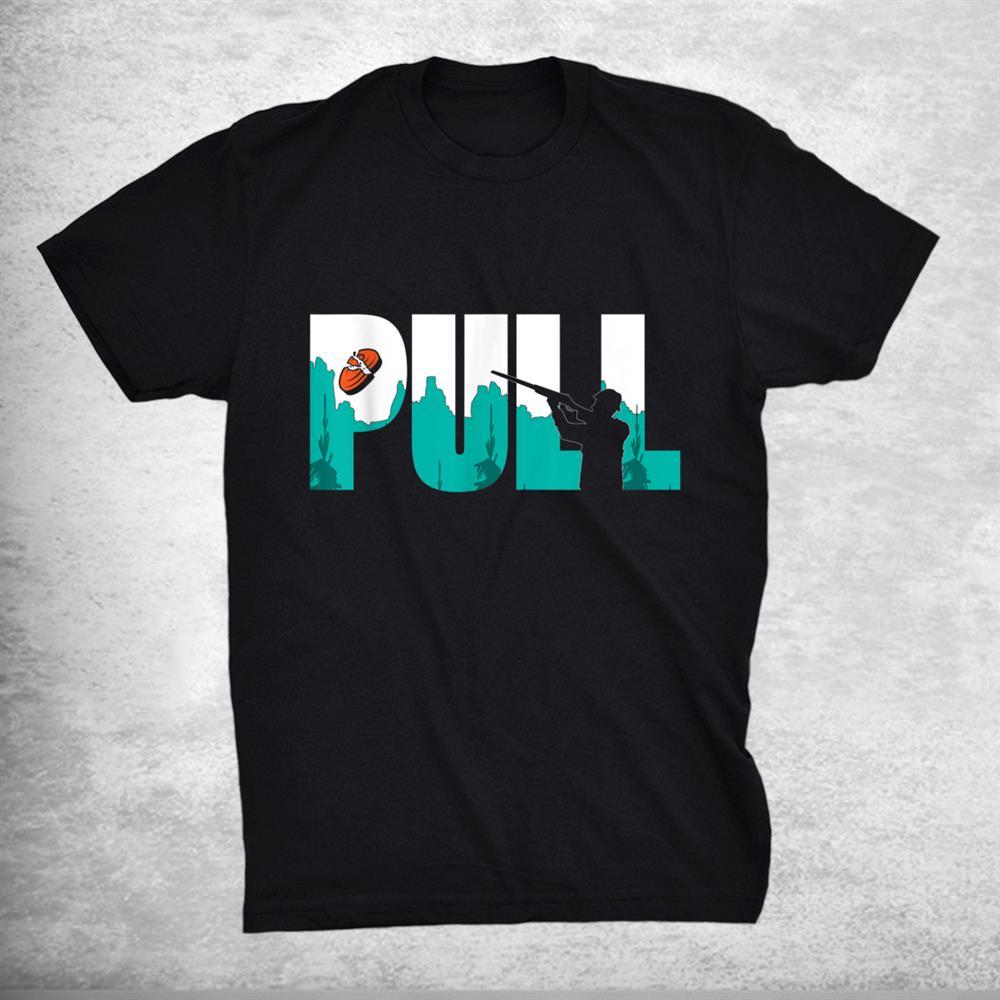 Pull Sporting Clay Shirt Sporting Clays Shirt Shooting Shirt