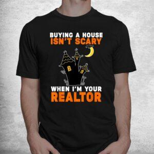 realtor halloween real estate agent and broker funny realtor shirt 1
