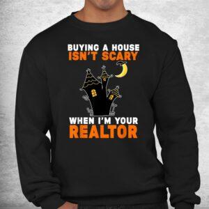 realtor halloween real estate agent and broker funny realtor shirt 2