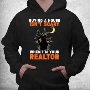 realtor halloween real estate agent and broker funny realtor shirt 3