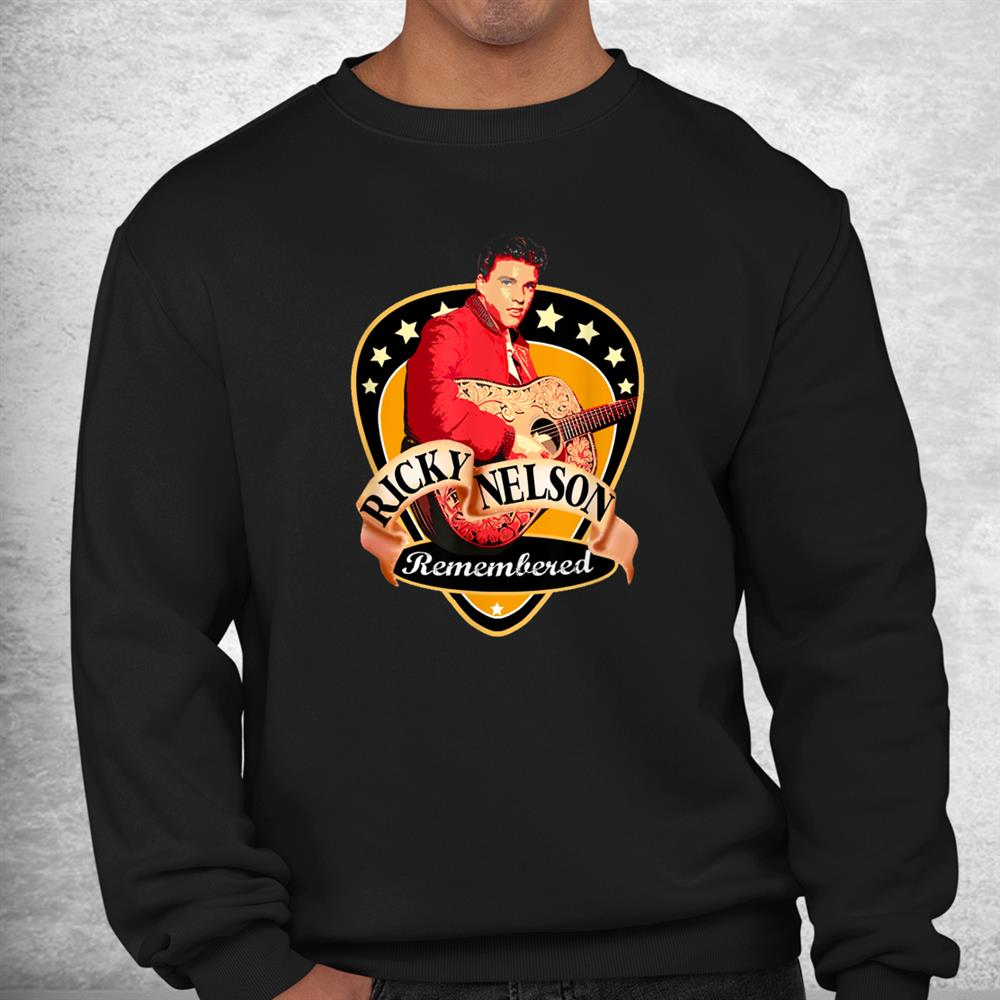 Remembereds Ricky Nelsons Shirt