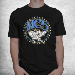 retro mc5 band memes cosplay vaporware rock music shirt 1