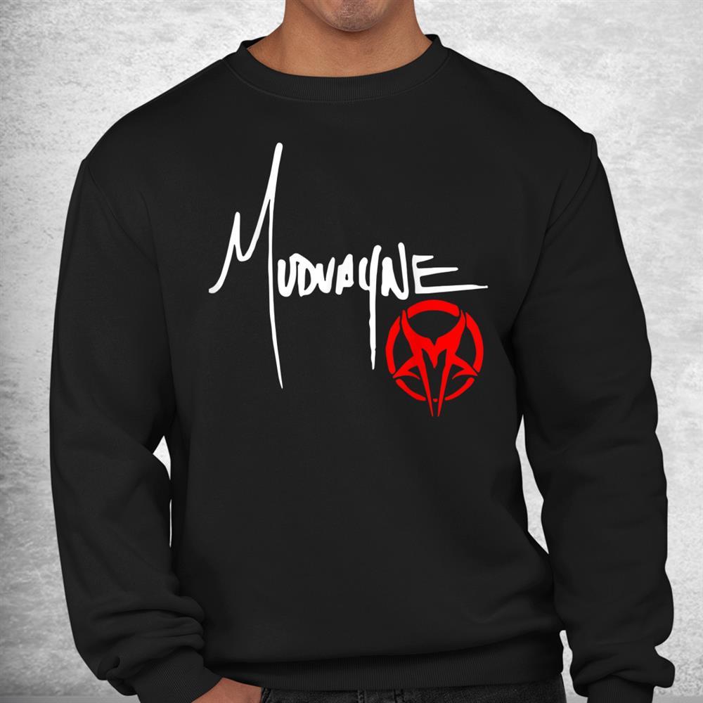Retro Mudvaynes Love Band Music Distressed Vintage Styles Shirt