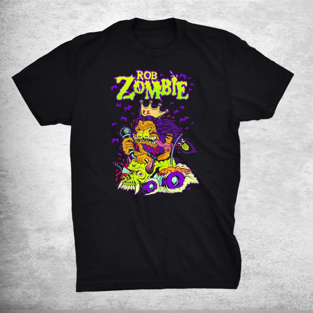 Rob Zombie King Freak Shirt