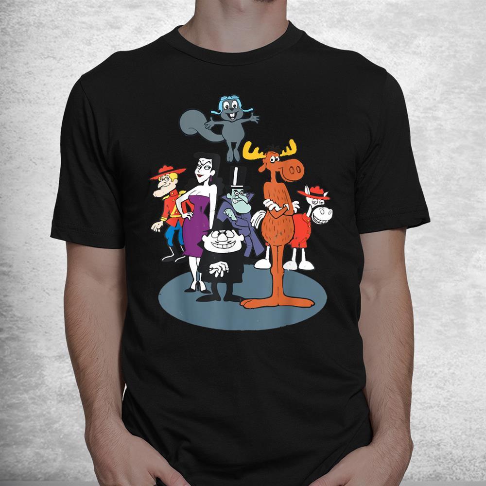 Rockys Bullwinkle Shirt