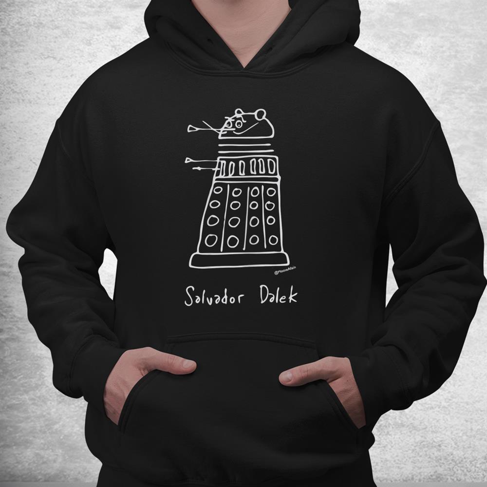 Salvador Dalek Shirt