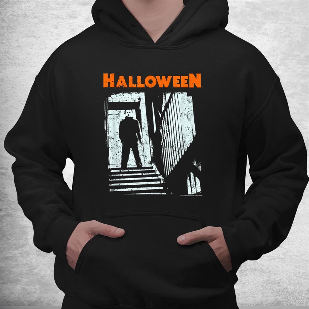 Scary Horror Slasher Franchise Michael Meyers Halloween Shirt