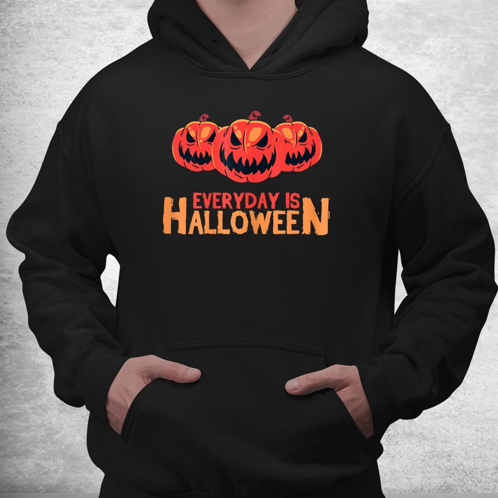 Scary Pumpkins Jack O Lantern Costume Halloween Shirt