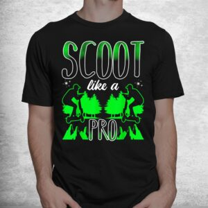 scoot like a pro e scooter shirt 1