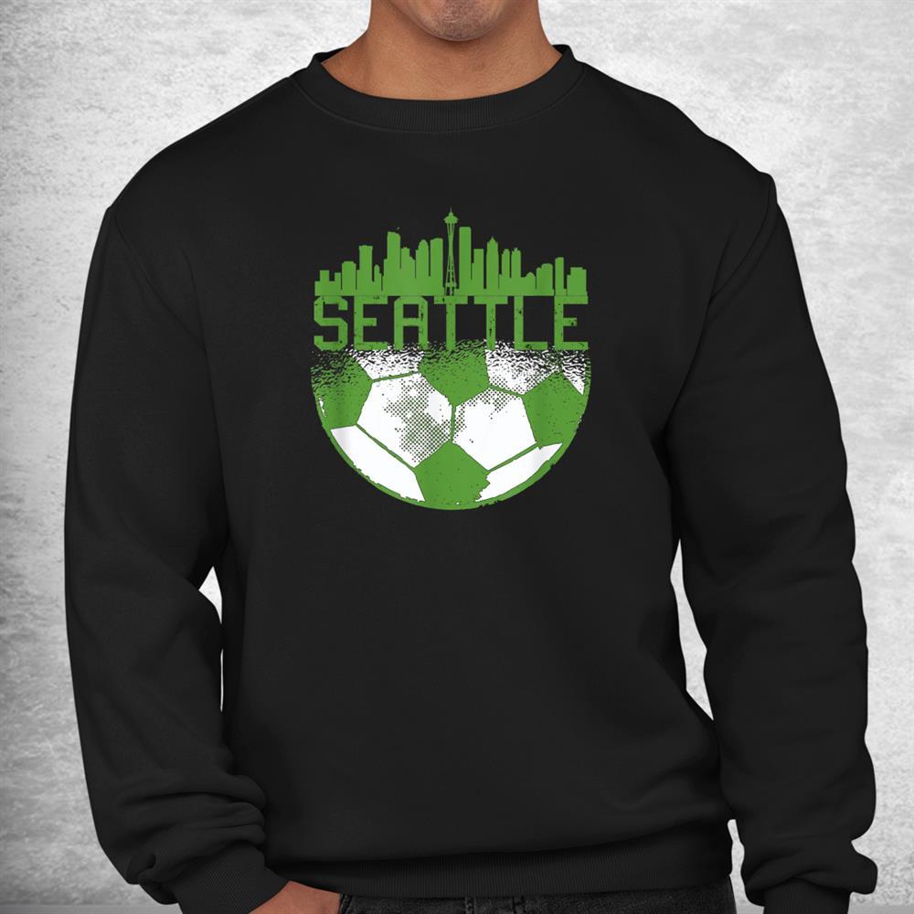 Seattle Soccer Seattle Team Soccer Shirt