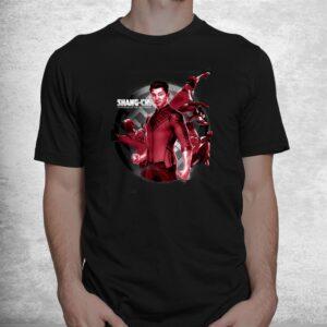 shang chi action poster shirt 1