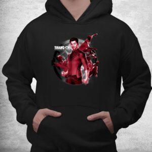 shang chi action poster shirt 3