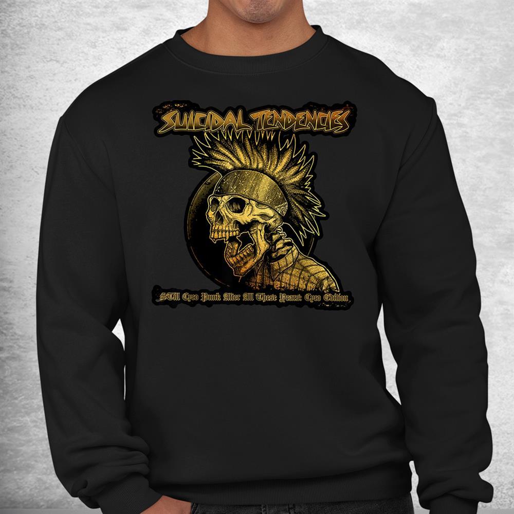 Skull Suicidals Tee Tendencies Shirt