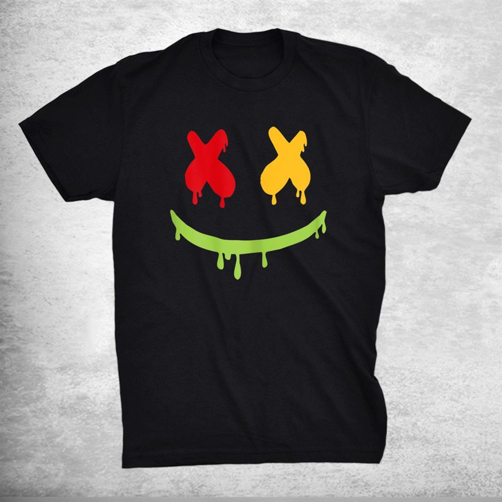 Smiley Drip What The 5s Tee For Sneaker Love Jordan 5 Shirt