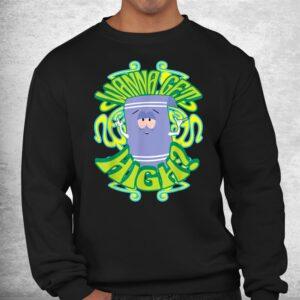 south park wanna get high towelie shirt 2