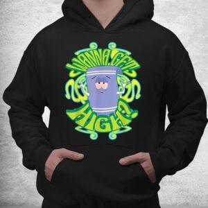 south park wanna get high towelie shirt 3