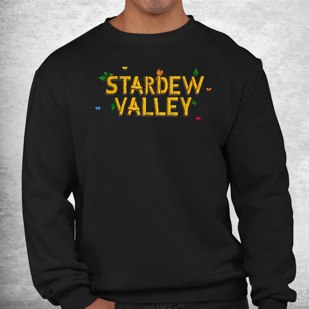 Stardew Sv Valley Shirt