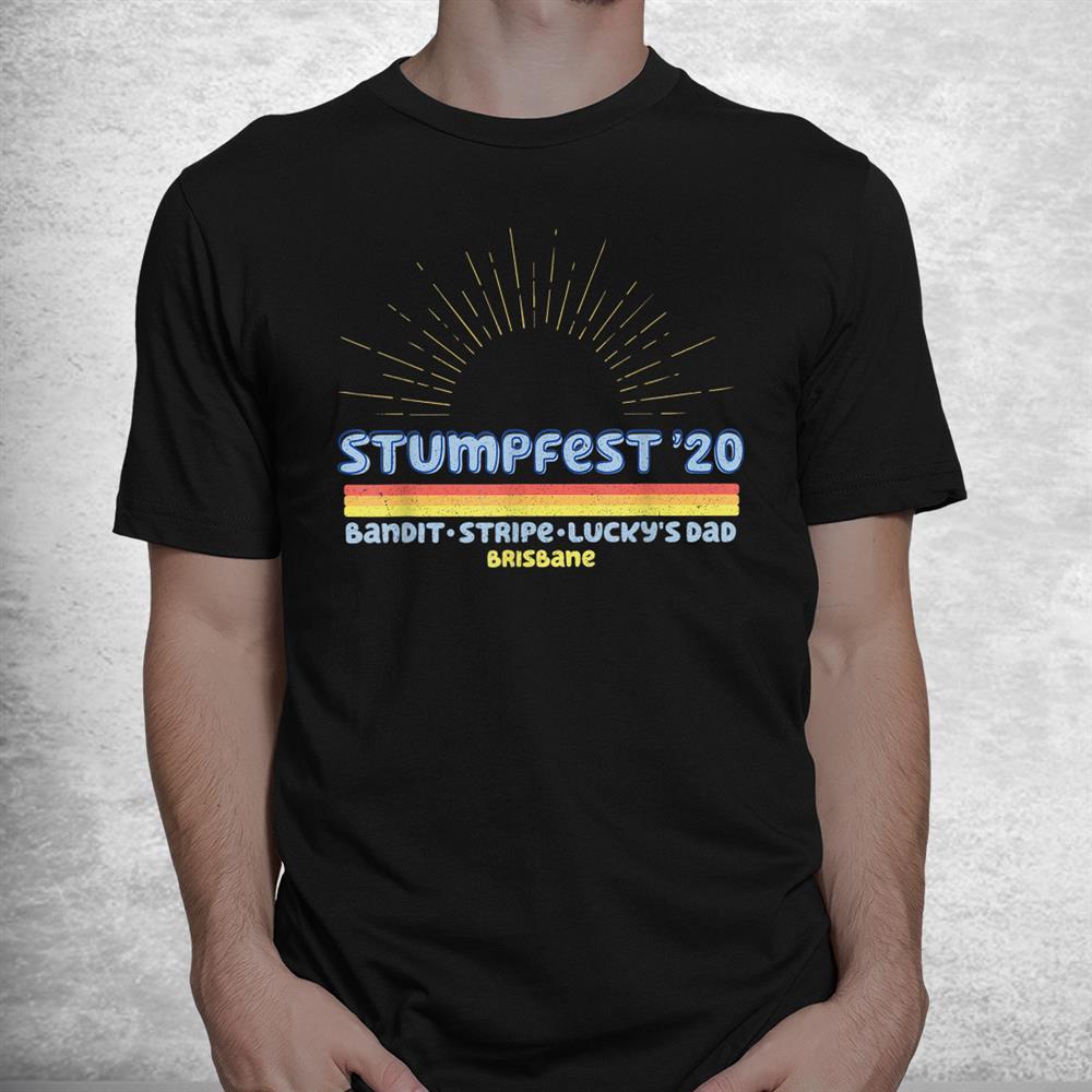 Stumpfest Inspired Shirt