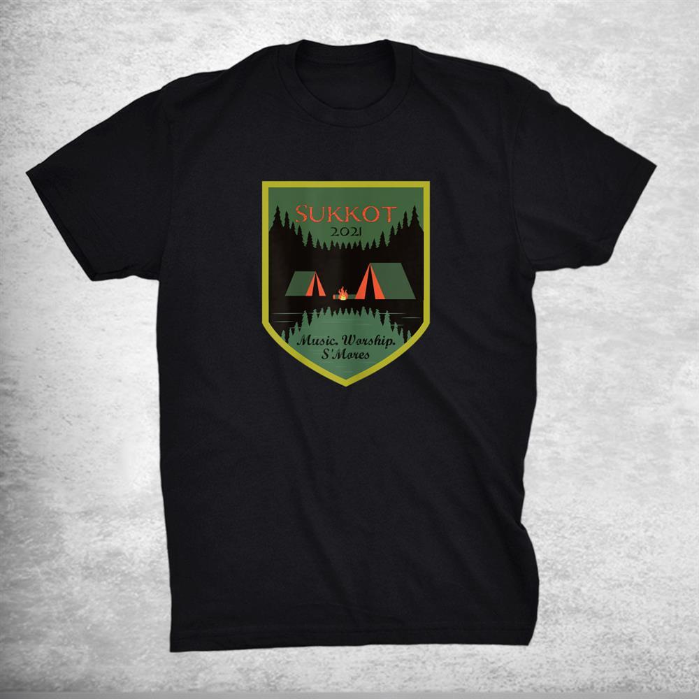 Sukkot Feast Of Tabernacles 2021 Shirt