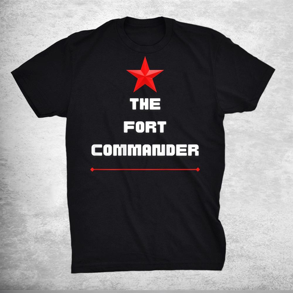 The Fort Commander Shirt