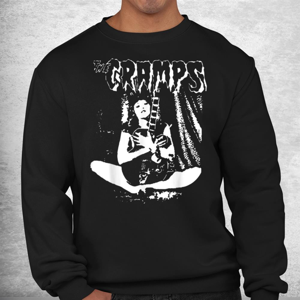 The Funny Cramps Best Shirt