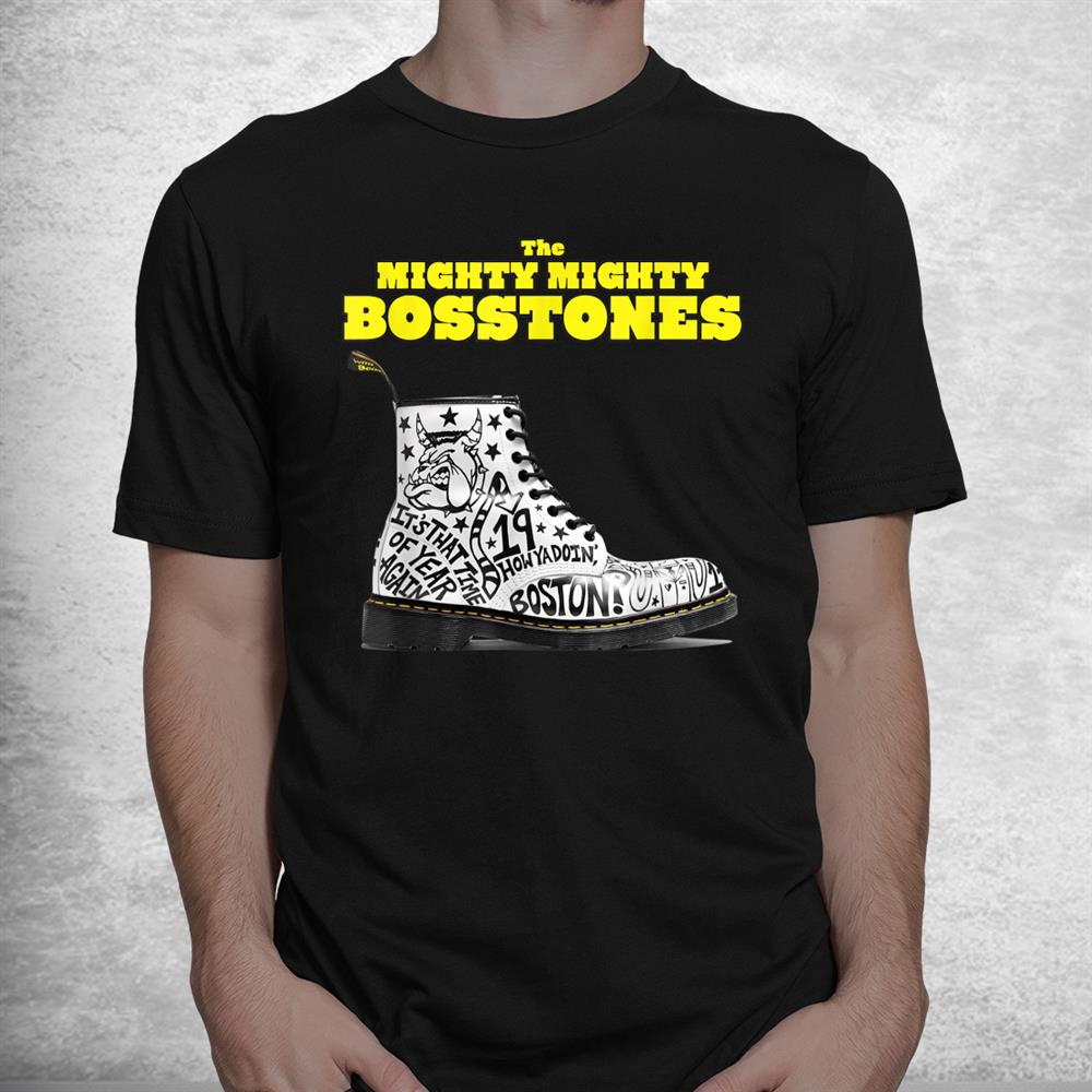 The Mightys Mightys Bosstones Outfits Rock Musician Costume Shirt
