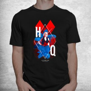 the suicide squad harley quinn diamonds shirt 1